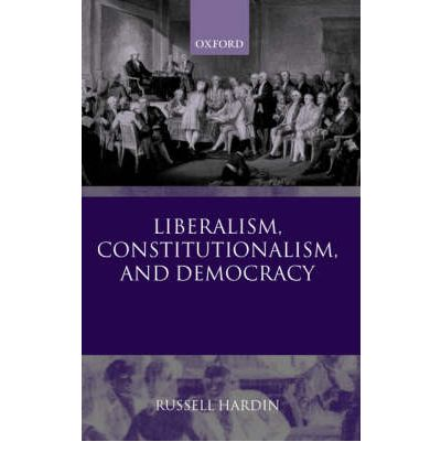 elements of democracy and constitutionalism We proceed by exploring basic elements of the constitutional content:  these categories include concepts (constitutionalism, democracy, the rule of law),.