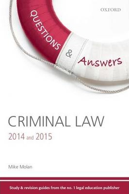 criminal law study guide Criminal law evaluation paper cja/354 criminal law june 20, 2011 kristin mildenberger abstract criminal law is very important to the criminal justice system criminal law states what behavior is criminal and it gives the punishment for each crime.