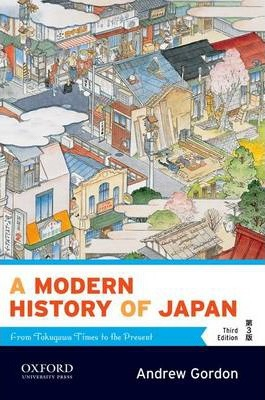 free a modern history of japan from tokugawa times to the present