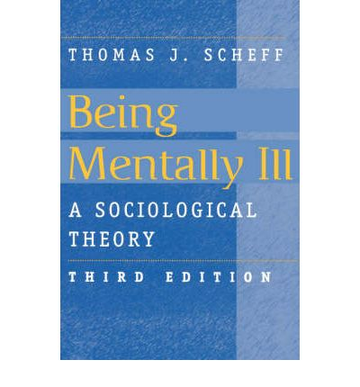 An analysis of the topic of being mentally ill