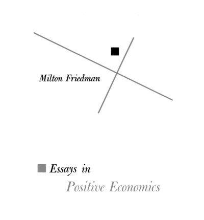 essays in positive economics friedman pdf