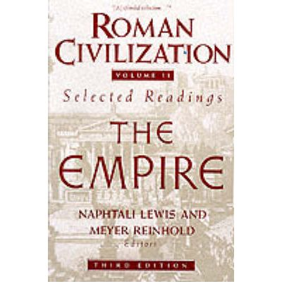 Roman Civilization: Roman Empire v. 2