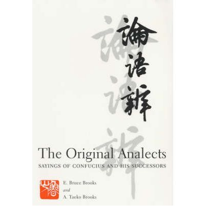 The Original Analects
