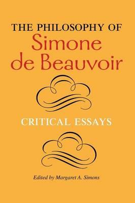 beauvoir book critical de essay hypatia philosophy simone