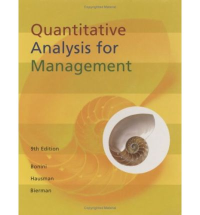 quantitative analysis and techniques on tutti Quantitative risk analysis for project risk management and risk analysis methods were applied to the of quantitative project risk analysis was.