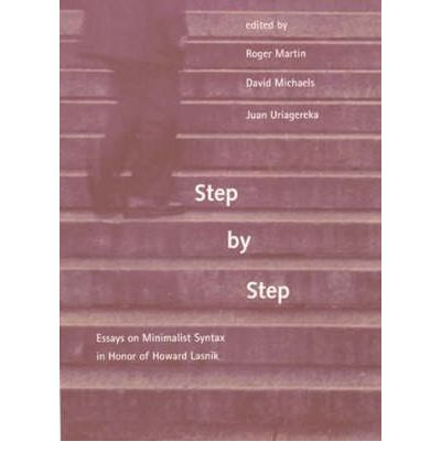 by essay honor howard in lasnik minimalist step step syntax Jerry fodor argues that the massive modularity an essay on autism and j eds step by step:essays on minimalist syntax in honor of howard.