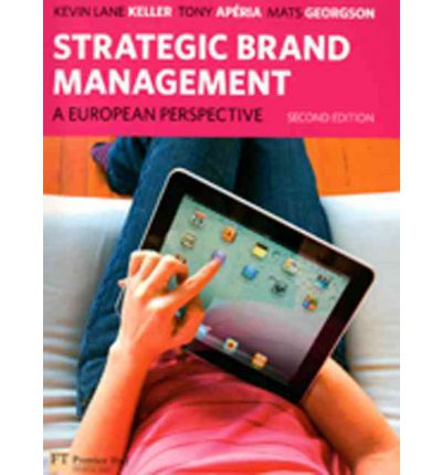 strategic brand management a european perspective