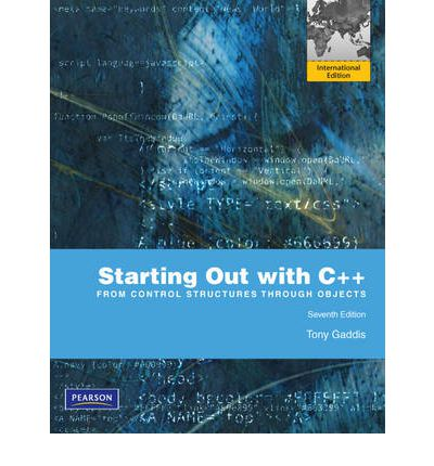 starting out with c++ pdf