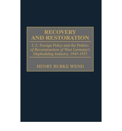 Recovery and Restoration