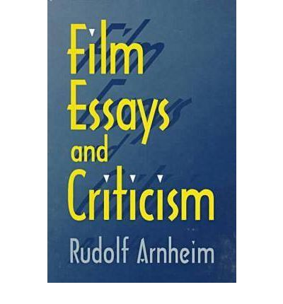 Film theory essays