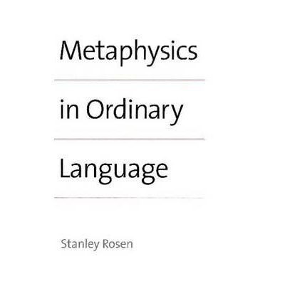 stanley rosen essays in philosophy Stanley rosen was borden parker bowne professor of philosophy and professor emeritus at boston university his research and teaching focused on the fundamental questions of philosophy and on the most important figures of its history, from plato to heidegger.
