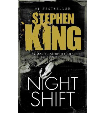 NIGHT SHIFT by Stephen King Doubleday 1978 FULL SIZE BOOK CLUB EDITION NICE!