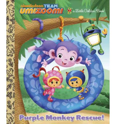 Purple Monkey Rescue! (Team Umizoomi)