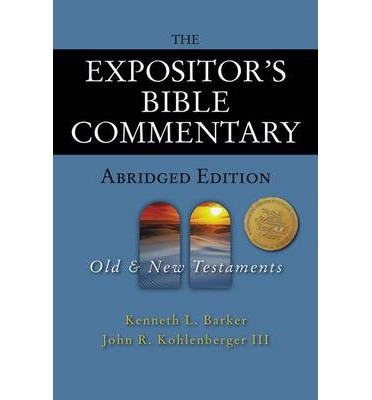 The Expositor's Bible Commentary (Complete 12-Vol set, Frank E. Gaebelein, Ed.