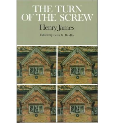the ambiguity in the book the turn of the screw by henry james Turn of the screw and ambiguity henry james' novel is one of the best haunted house stories that (who is more of a sad figure in the book).