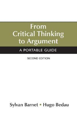 critical thinking reading and writing a brief guide to argument online