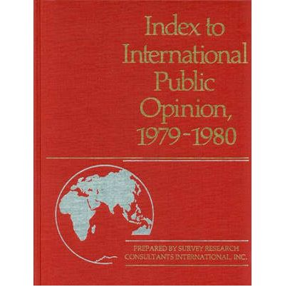 Index to International Public Opinion 1979-1980