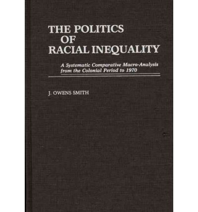 a historical analysis of racial inequality in the united states Is your online portal to data, analysis especially in the united states learn more racial inequality.