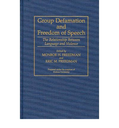 an examination of the freedom of speech Without free speech there cannot be genuine education and research, enquiry, debate, exchange of information, challenges to falsehood, questioning of governments, proposal and examination of opinion.