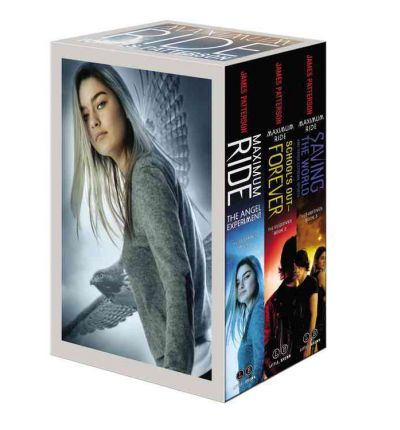 Maximum Ride Boxed Set : The Fugitives: The Angel Experiment/School's Out - Forever/Saving the World and Other Extreme Sports