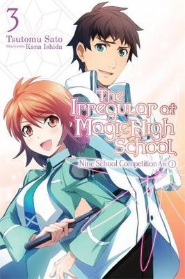 The Irregular at Magic High School: Nine School Competition Vol. 3, Part I