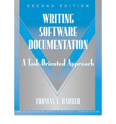 how to create technical documentation for software