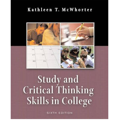 Téléchargez les ebooks pdf pour iphone Study and Critical Thinking Skills in College 0321276485 (French Edition) PDF FB2 iBook