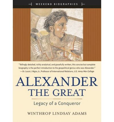 alexander the actual amazing legacy