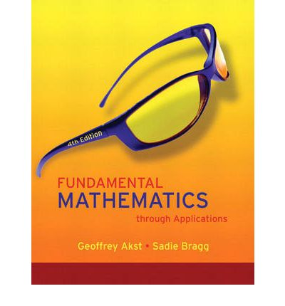 fundamental mathematics through applications geoffrey