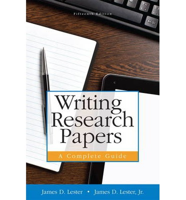 guide papers process research writing
