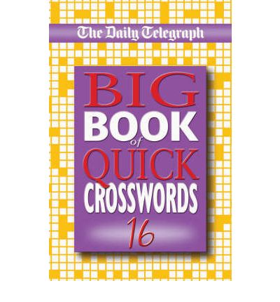 torrent for iphone the daily telegraph big book of crosswords no 16 3304