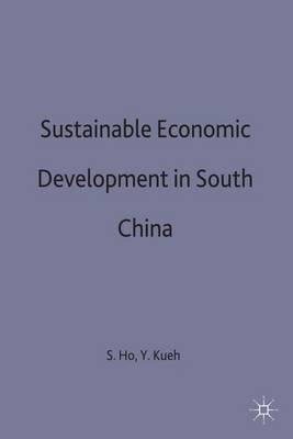 Sustainable Economic Development in South China