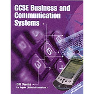 business and communication systems coursework