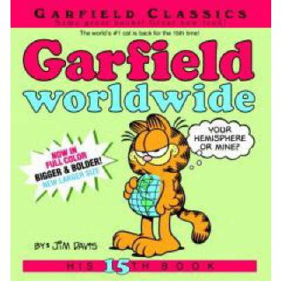 Garfield Worldwide : His 15th Book