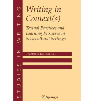Context in writing