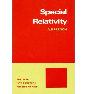 Special relativity a.p.french