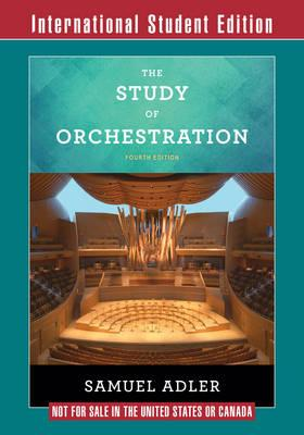 samuel adler the study of orchestration pdf free