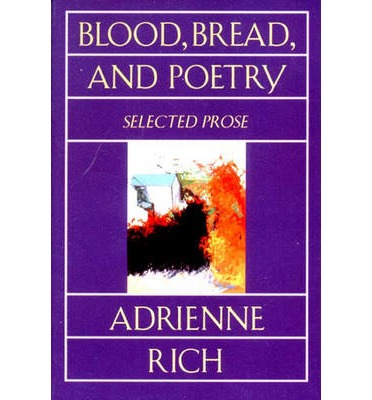 Blood Bread & Poetry