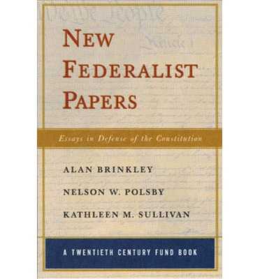 author of most of the federalist essays The federalist papers provide questionable evidence of the original objective meaning of the constitution because partisan bias may have influenced the authors' choice of words and phrases.