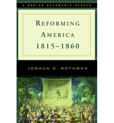 Reform movements from 1825 1850 in the united states