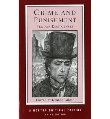the categories of evil in crime and punishment by fyodor dostoyevsky