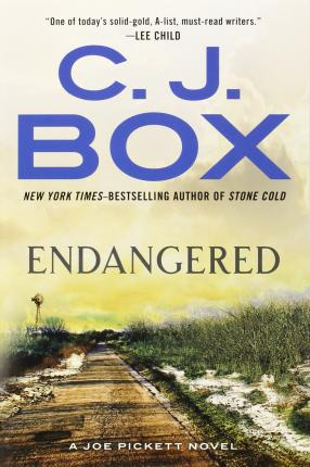 Endangered: A Joe Pickett Novel 15
