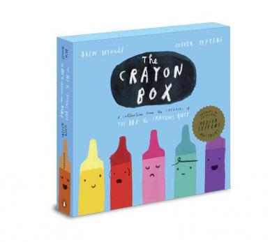 The Day the Crayons Quit Slipcased Edition