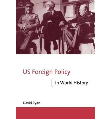 Essay on us foreign policy