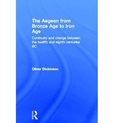 The Aegean from Bronze Age to Iron Age