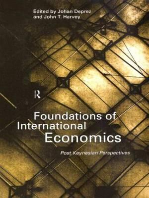 Economics foundations of international economics