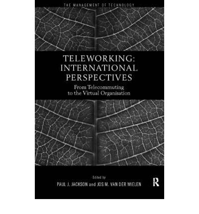 a supervisory perspective on telecommuting Telecommuting is a practice in which some professional avenues—such as supervisor positions—may be shut out of mind perspective from.
