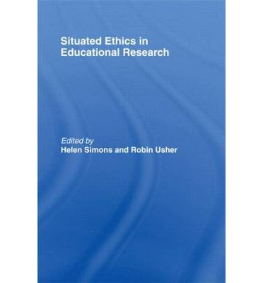 ethics in educational research Ethics in educational research essays on oil - hire someone to write an essay author: april 9, 2018 0 comments uncategorized tu dois au moins essayer.