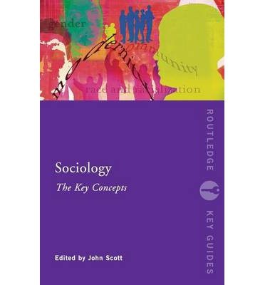 journal of classical sociology 2013 scott Harland prechel | professor & director of graduate admissions honorable mention of the w richard scott award from the organizations classical sociological.