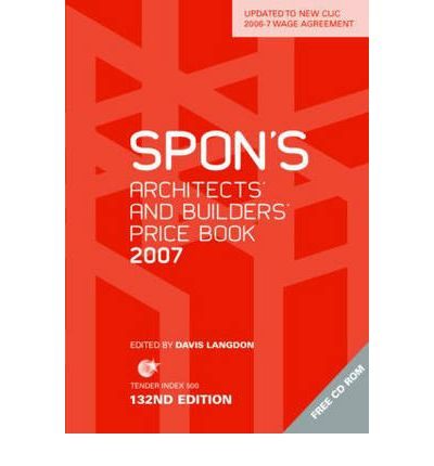 Spon's Architects' and Builders' Price Book 2007
